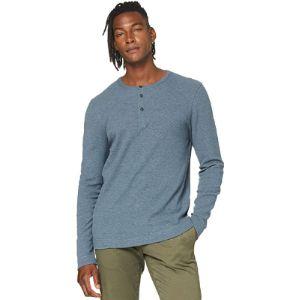 Boss Herringbone Pattern Shirt