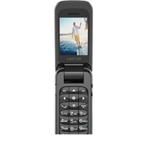 Semoic Music Flip Phone