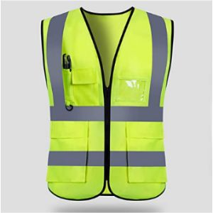 Boomgroo Lightweight Safety Vest