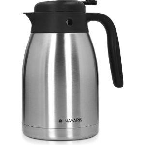 Navaris St Stainless Steel Coffee Flask