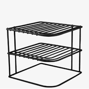 Decorrack Corner Plate Shelf
