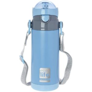 Eco Life Www.Ecolife.Com.Gr Toddler Stainless Steel Water Bottle