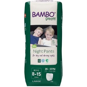 Bambo Nature Number 8 Design