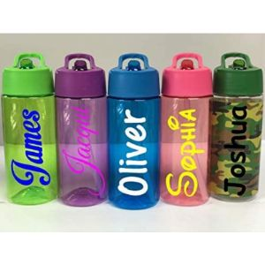 Come Buy With Me Glitter Drink Bottles