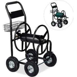 Metal Hose Trolley