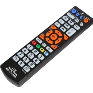 Techrace Universal Remote Control Learning Function