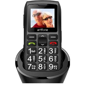 Artfone S Big Button Mobile Phone Without Sim
