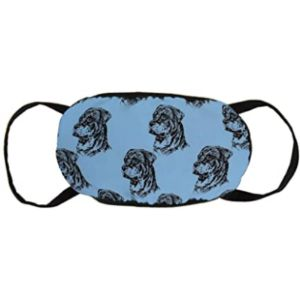Dkisee Rottweiler Mouth Mask