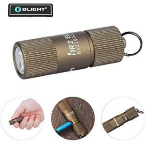 Olight Mini Led Flashlight Torch Light Lamp Keychains