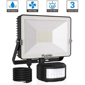 Mustwin Cable Flood Light