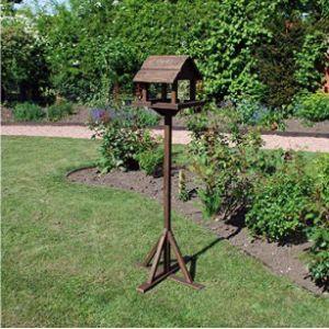 Unibos Free Standing Bird Feeding Station