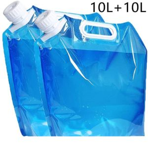 Jiamo Collapsible Water Bottle Camping