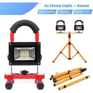 Siky Flood Light Tripod Stand