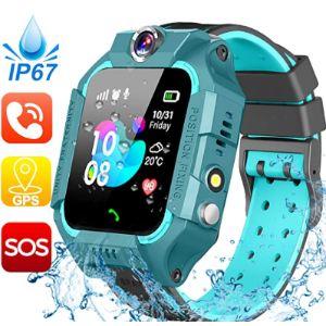 Gbd Gps Tracker Smartwatch