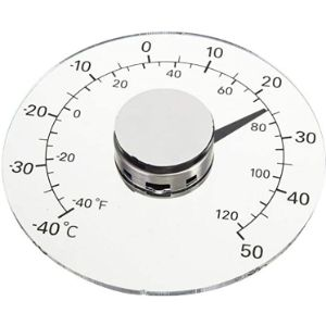 Garneck Thermometer Window