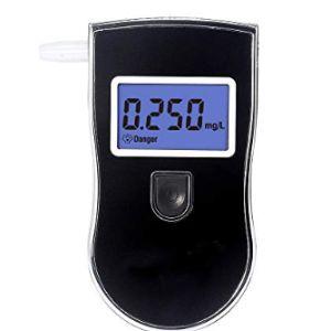 Disposable Breathalyzer Alcohol Tester