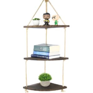 Visit The Maison White Store Corner Shelf Hanging