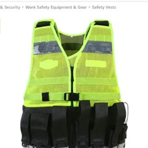 Lhome High Visibility Tactical Vest