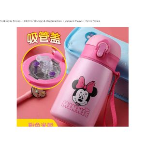 Zlbyj Disney Stainless Steel Water Bottle