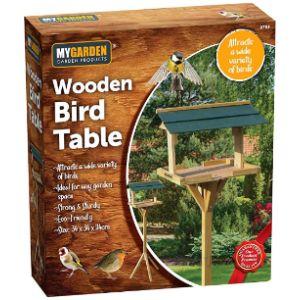 My Garden Free Standing Bird Feeding Station