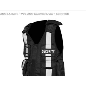 Rac3 Policy Safety Vest