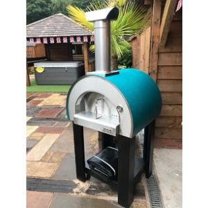 Gb Living Cost Wood Fired Pizza Oven