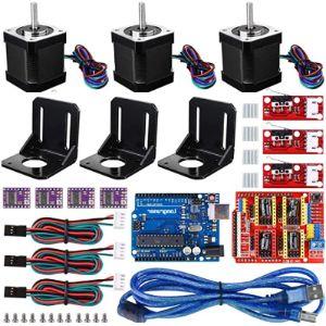 Basage Stepper Kit Usb Motor Controller