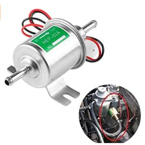 Cai Universal Low Pressure Electric Fuel Pump