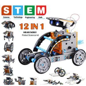 Innoo Tech Robot Science Experiment