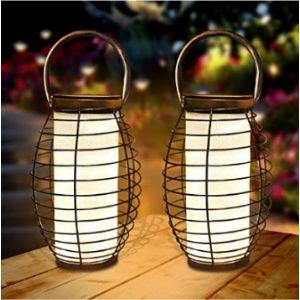 Esbaybulbs Garden Led Lantern