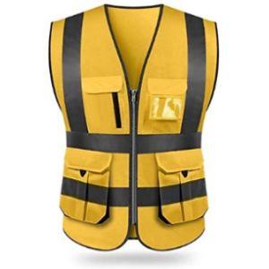 Hydku Safety Vest Color