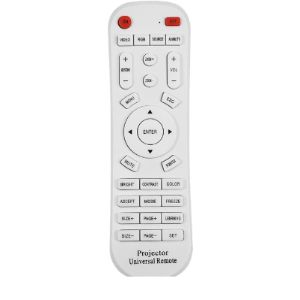 Powerlift Projector Universal Remote Control