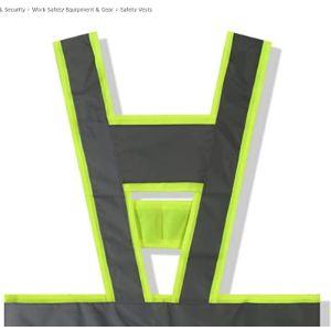 Gfywzz Traffic Control Safety Vest