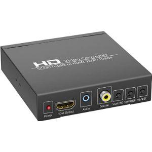 Mini Hd Hdmi Input Audio Output