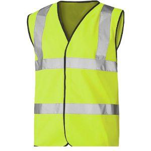 Ga Communications Custom High Visibility Vest