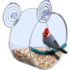 Mi Ji Bird Feeder Unique