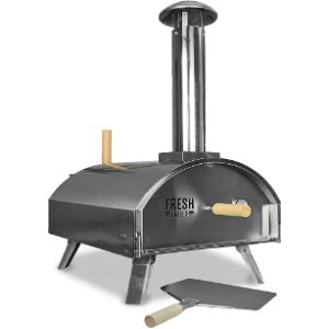 Fresh Grills Stainless Steel Outdoor Pizza Oven