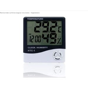 Woeau Best Home Humidity Meter