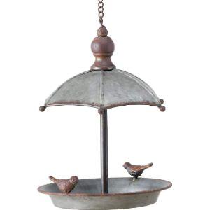 Casajame Vintage Bird Bath