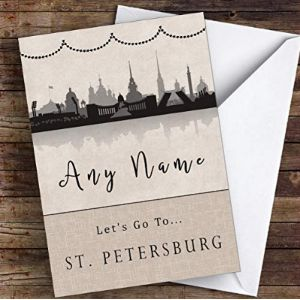St Petersburg Card