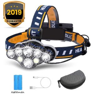 Outerdo Led Head Torch Light
