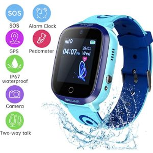 Visit The Kkuyi Store Gps Tracker Smartwatch