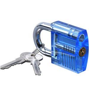 Queenbox Picking Combination Lock