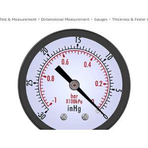 Bxu-Bg Air Pressure Measuring Instrument