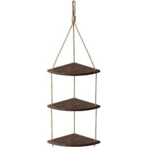 Noblik Corner Shelf Hanging