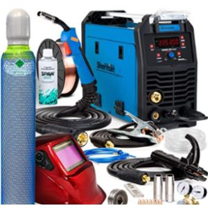 Sherman Make Welding Machine