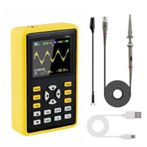 Seamuing Sampling Rate Digital Oscilloscope