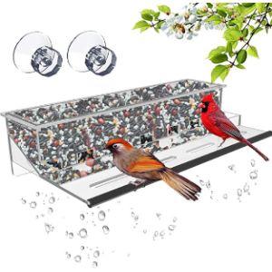 Niuxx Large Bird Feeding Station