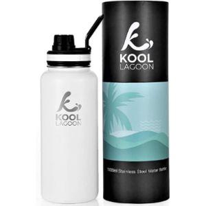 Kool Lagoon Stainless Steel Hydration Bottle