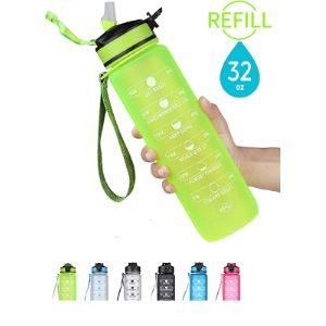 Sluxke Drink Bottle Water
